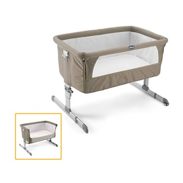 Chicco Next 2 Me Co-Sleeping Crib Dove Grey (Bassinet)