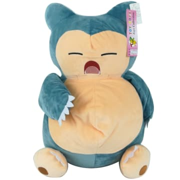 """Snorlax 18"""" (toy Zone Toys Collection)"""