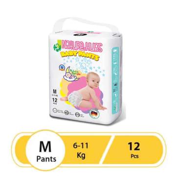 Nature Hugs Diaper Standard  M 12's