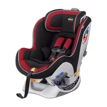 Chicco NextFit IX Baby Car Seat Firecracker USA