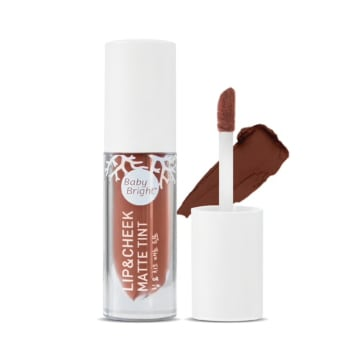 Baby Bright - Lip & Cheek Matte Tint#16Woody