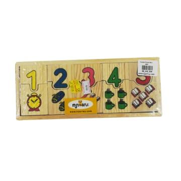 Number Puzzle Box