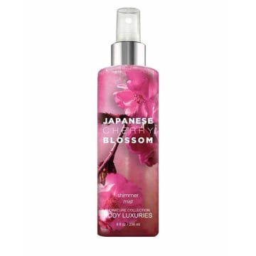 Cathy Doll -Shimmer Mist Japanese Cherry 236ml