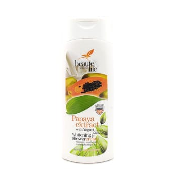 Beaute Life Shower Cream - Papaya 300ml