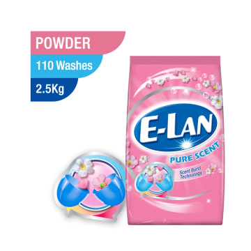E-LAN Powder Pure Scent 2.5Kg