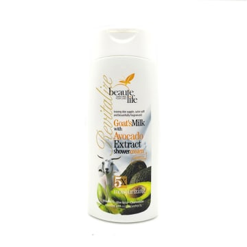 Beaute Life ShowerCream-Goat'sMilk&Avocado 300ml
