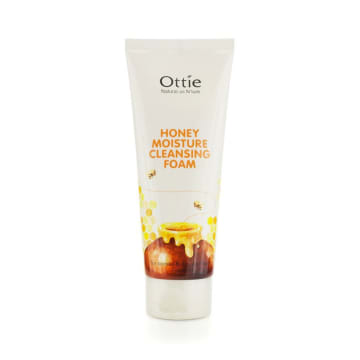 Ottie Honey Moisture Cleansing Foam (150ml)