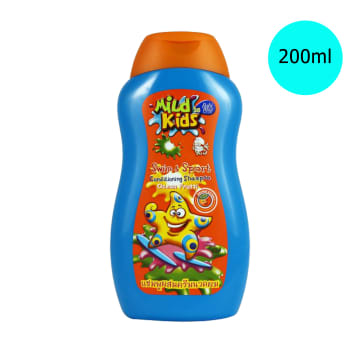Mild Kid Conditioner Shampoo ( 200 ml )