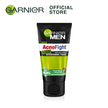GARNIER MEN Acno Fight Wasabi Foam - 50ML