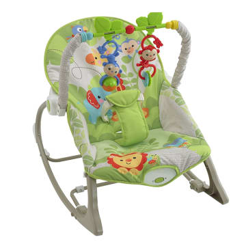 ibaby Infant - to - toddler rocker Green