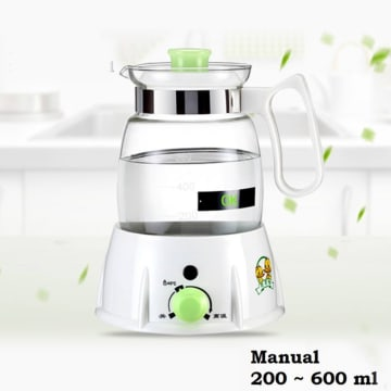 Manual Kettle 600 ml