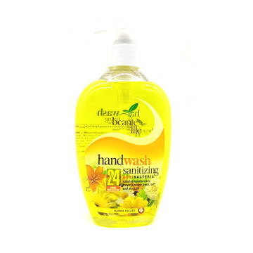 Beaute Life Hand Wash Sanitizer-Floral(Y) 500ml
