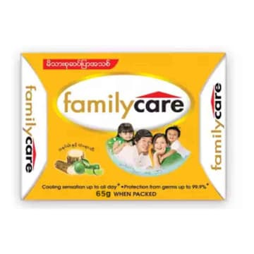 Family Care Skin Cls Bar Tanakar  65g