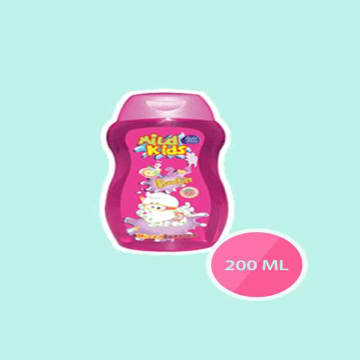 Mild Kids 2 in 1 Bath  (200ml) Mixedberry