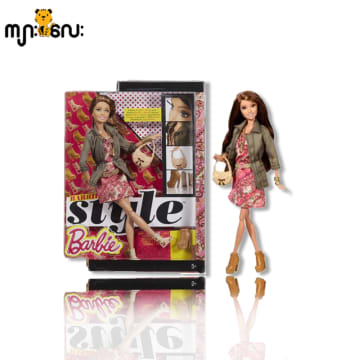 BRB GLM DELUXE FSH DL AST(Barbie Style)