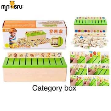 Category Box
