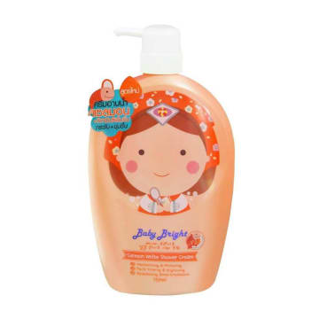 Baby Bright Shower Cream 750ml #Salmon White