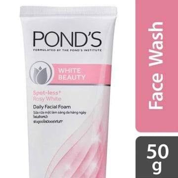 Ponds White Beauty Facial Foam 50g