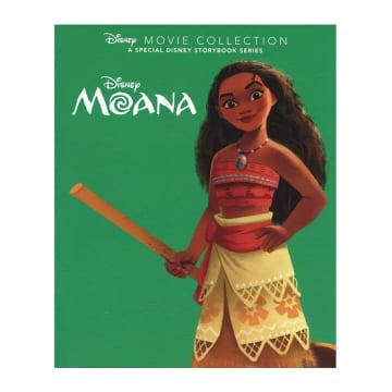 Disney Movie Collection: Moana Hardcover