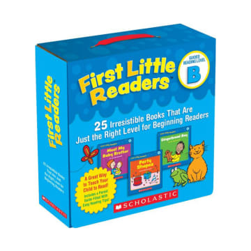First Little Readers Guide B