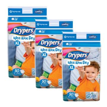 Drypers WWD XL (50s) G9