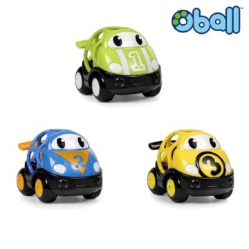 Oball Go Grippers Sport Car Set