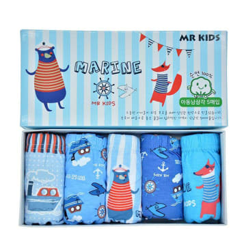 BD Kids Boy Underwear (5 Pcs)