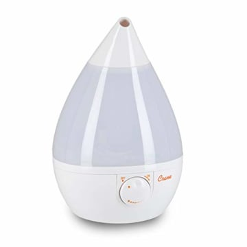 Crane-Ultrasonic Cool Mist Humidifier-Droplet Design