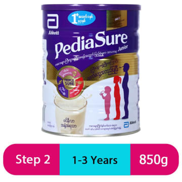 PediaSure Triple Sure Junior Vanilla ( 1-3 years ) 850g
