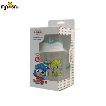 Playskool TF Wide Feeding Bottle 8Oz-LC0008