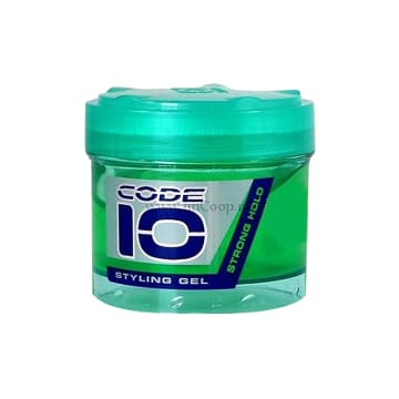 Hair Styling Gel Jar 125ml (Green)