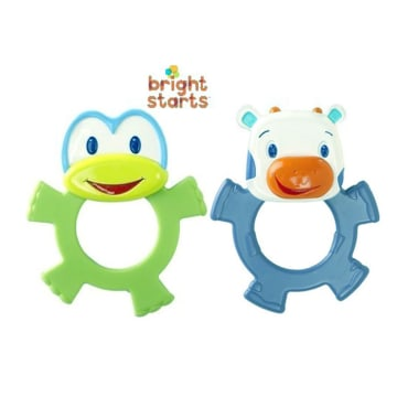Dancing Teether Friends