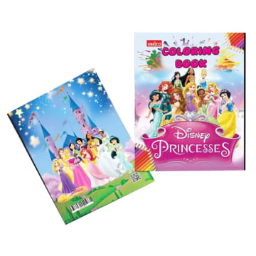 Coloring Book (Princesses)
