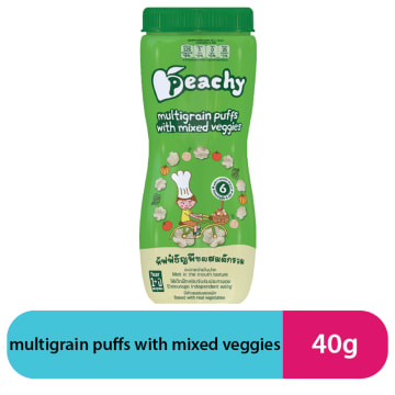 multigrain puffs with mixed veggies