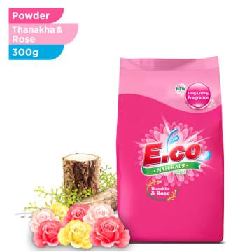 E.CO NATURAL ROSE 300G