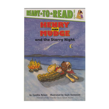 Ready to read H&M the starry night