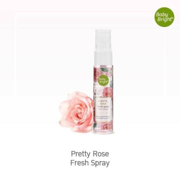 Baby bright Body Mist #Pretty Rose 20ml