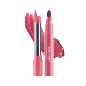Baby Bright - MM Mineral Matte Lip Paint#02Evening Peony