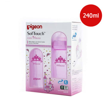 Pigeon Soft Touch Little Princess (240ml)