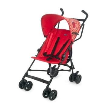 Chicco Snappy Stroller Ladybug