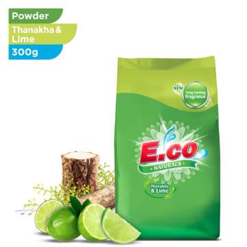 E.CO NATURAL LIME 300G
