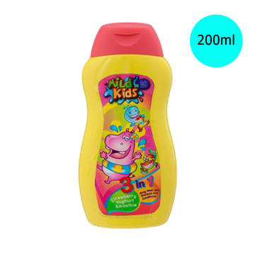 Mild Kids 3 in 1 Strawberry Youghurt Smoothie ( 200 ml )