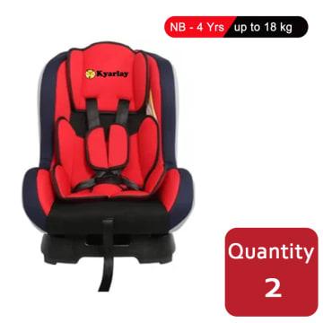 Kyarlay Car Seat (Red)