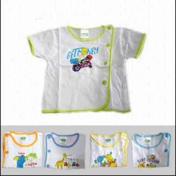 Cute Baby - Short Sleeves Shirt (0-3M)
