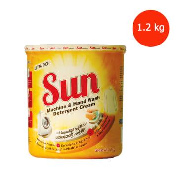 Sun Detergent Cream Yellow (1.2 Kg)