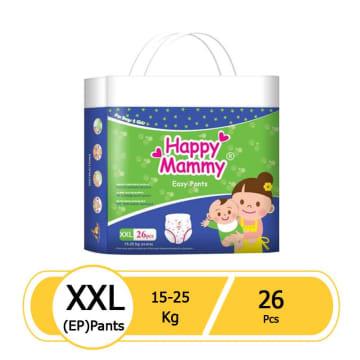 Happy Mammy Easy Pants XXL-26pcs