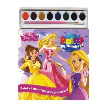 Disney Princess Paint By Numbers