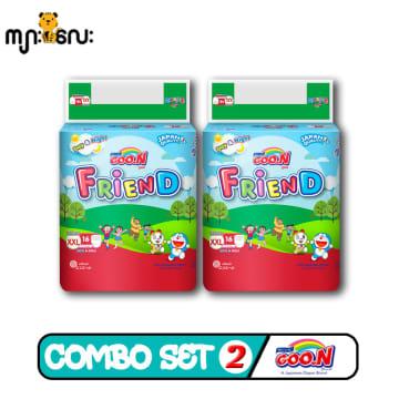 Goo.N Friend Pant - XXL.16 Pcs ( Combo Set 2 )