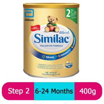 Similac Follow On Formula (New Formula)Stage(2) 400g