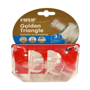 Farlin Golden Triangle 9M+ Step 3 ( Wide - Neck) -P-3L